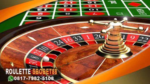 Cara Bermain Sbobet88 Roulette Untuk Pemula
