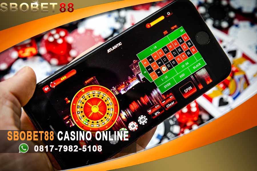 Keuntungan Bermain di Sbobet88 Casino Online