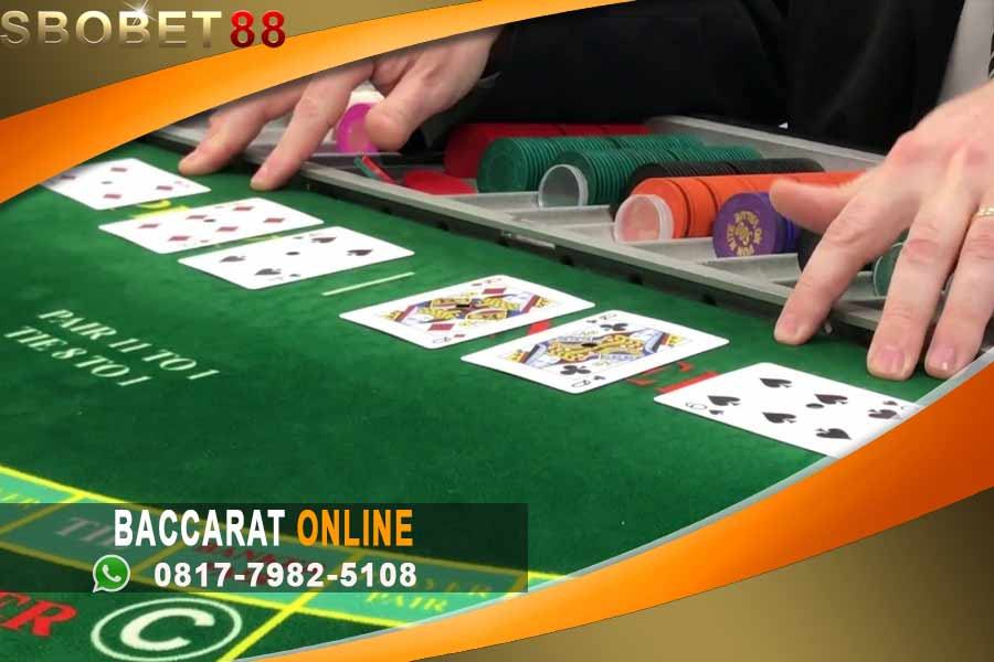 Aturan Permainan Baccarat Online