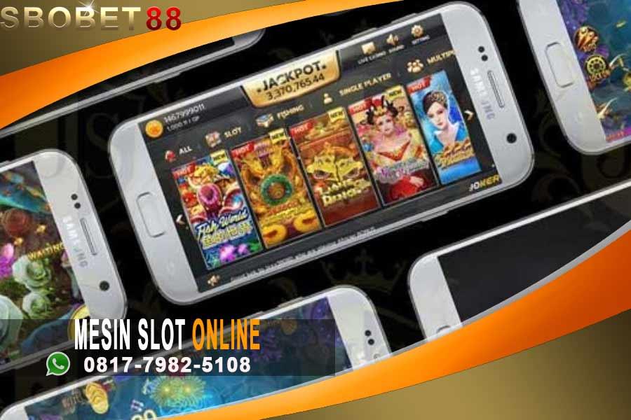 Mesin Slot Online, Games Online Seru Untuk Mengisi Kebosanan