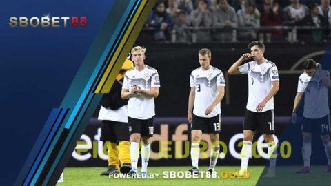Jerman Tidak Lagi Unggulan Di Piala Euro 2020