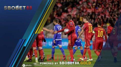 Belgia Menghajar Siprus Di Kualifikasi Piala Eropa 20
