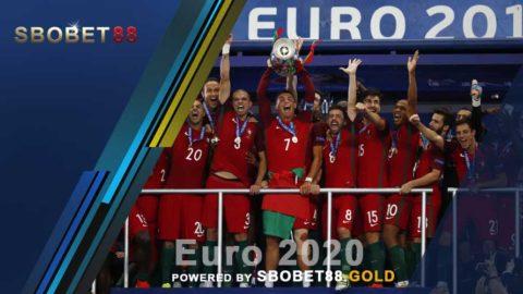 Prestasi & Sejarah Timnas Portugal Di Euro Cup 2020