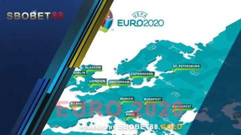 UEFA Optimistis Piala Eropa 2020 Akan Tetap Semarak