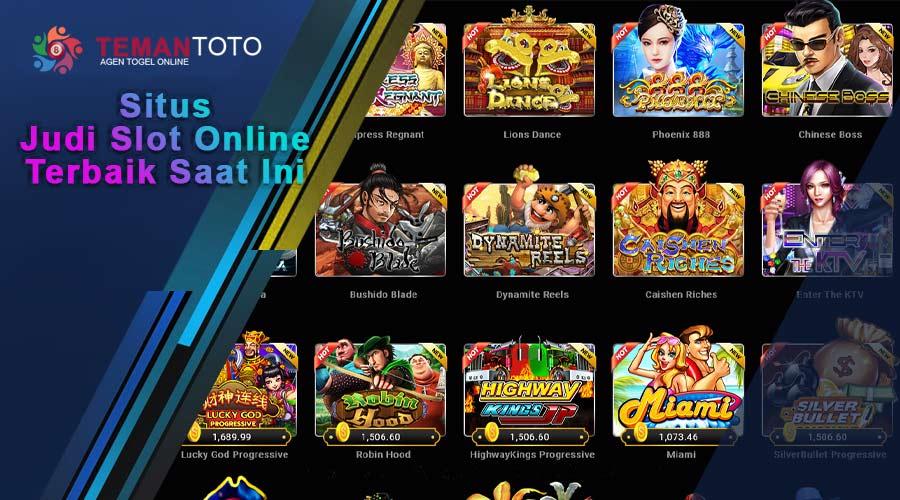 Situs Judi Slot Online Terbaik Saat Ini