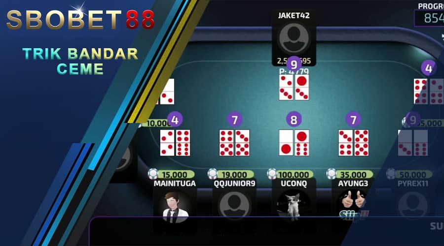 Trik Terbaru Bertaruh Bandar Ceme Dalam Idn Poker