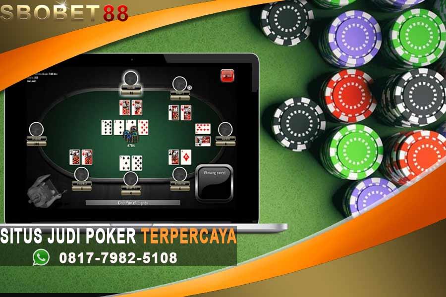 Situs Judi Poker Online Uang Asli Terpercaya
